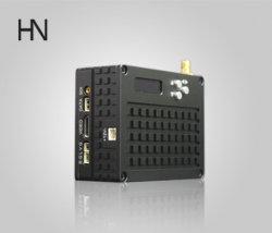 Nlos 10~30km HDMI/CVBS/SDI de Audio y vídeo de largo alcance y enlace de datos para el sistema UAV