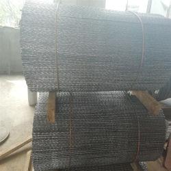 Barra Twisted della traversa d'acciaio per grattare