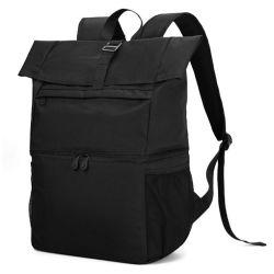 Пользовательские верхней части подвижного состава в поход 28 банок для пикников и вино/Продовольственной/Кола/несут/Ice пляж изолированный охладитель сумки рюкзак