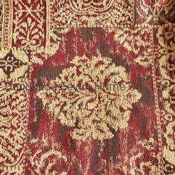 Werpt de TextielJacquard van het Huis van de stoffering, Materiaal Chenille voor de Stof van de Bank, de Stof van het Gordijn voor Bank, Gordijn, Meubilair en Hoofdkussen