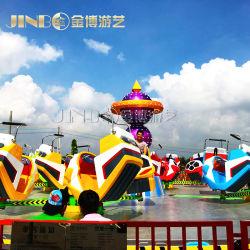 Fábrica de Zhongshan equipamentos de diversão de alta qualidade, design novo Crazy passeios de dança