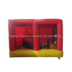 Home usados Mini inflável castelo insuflável com escorrega para as crianças