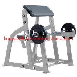 Big Factory Bodybuilding Fitness de l'exercice de la machine des équipements de gym d'un marteau force Machine bras assis Curl L-955