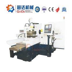 Máquinas herramientas CNC de doble cabezal, la placa de rectificado de precisión de fresado CNC Máquina de la placa de matrices de tornos fresadora CNC procesamiento de bases de moldes personalizados de la placa de acero