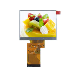 3.5 Duim 320X240 Graphic 24bit Color Display TFT LCD Module (TM035KDH03)