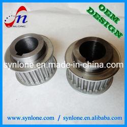 Высокое качество литой алюминиевый синхронной ременной шкив