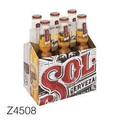 Z4508 Hete StandaardGrootte Zes van het Document van Kraftpapier van de Douane van de Verkoop Dikke Verpakkend Bier