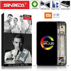 """元のAmoled 5.97の"""" Xiaomi Mi 9 Se LCDの表示の置換のXiaomi Mi 9 Se LCDのタッチ画面アセンブリのための表示"""