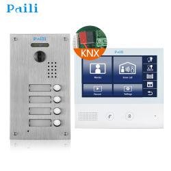 Система автоматизации Hothome Paili 2019 Knx Knx интеллектуальный коммутатор на сенсорной панели