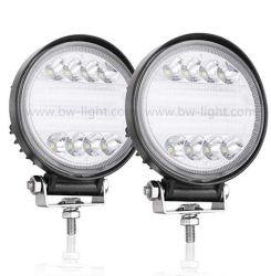 72W LED de encendido automático de luces LED de trabajo faros de luz de conducción automática de la luz de lámpara (GY-024 W3030)