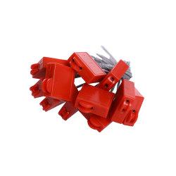 Faça duplo mecanismo de proteger as juntas do cabo de bloqueio para contentor