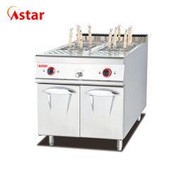 Электрическая плита макарон с кабинетом для приготовления лапши