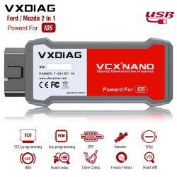 Vcx Vxdiag Nano Для FORD и MAZDA 2 в 1 с IDS V114 диагностического прибора