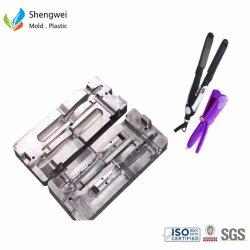 Shell van de Elektrische Krulspeld van de Gelijkrichter van het Haar voor 2 in 1 Plastic Vorm van de Vorm van de Injectie