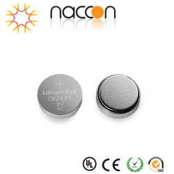 Non-Rechargeable CR2477 3V 1000Мач литий кнопку ячейки для электронных