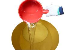 Gomma di silicone del commestibile con la certificazione della FDA