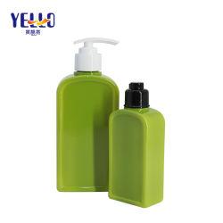 Fles van de Shampoo van het Haar van het Gel van de Douche 350ml van het Ontwerp 150ml van de schoonheid de Plastic