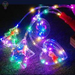 Globo Bobo juguetes linterna LED