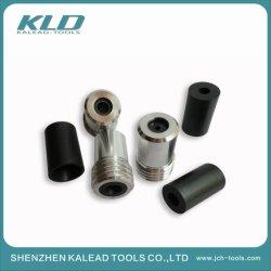 Kundenspezifische Dichte ist grösser als des Bor-2.48g/mm3 Spray-Düse Karbid-Venturi-Sandstrahlen-der Düsen-B4c für Böe-Werkzeugmaschinen-Reinigungs-Bauteile