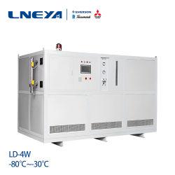 Sous Zéro glycol eau chiller de réfrigération Machines refroidies par air Unité de prix