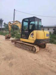 Nouveau modèle mini-excavateur moins cher Komatsu PC56 pour la vente