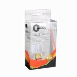 L'impression personnalisée Pet transparent/PVC/PP Boîte d'emballage de pliage en plastique
