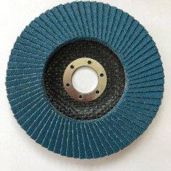 Высокий коэффициент использования 4 дюймовый диск заслонки шлифовального круга