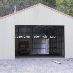 구조 건물 가금 농장 집 또는 Prefabricated PU 창녀굴 가공