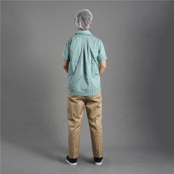 ESD Antistatische Kleding Workwear voor Tc de Kledingstukken van de Stof