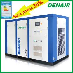 Estilo de Denair VSD Compresor inteligente con sistema de control de velocidad variable de respuesta rápida