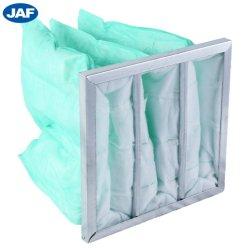 F5-F9 Tecidos Non-Woven grande capacidade de Baixa Resistência a poeira do filtro de bolso