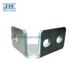 Heavy Duty Metal Stamping le support avec le traitement de surface en acier galvanisé