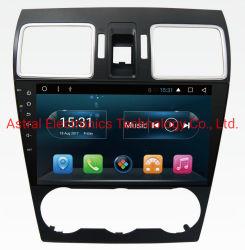 GPSの運行Bluetooth Carplay DSP補助RDSの9インチのSubaru XV Imprezaの森林官2015のアンドロイドのカーラジオシステム