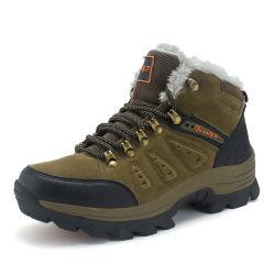 La neige en hiver personnalisé de grande taille des bottes de sport Chaussures de randonnée de plein air