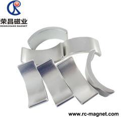 Форма дуги постоянного магнита неодимовый электродвигатель постоянного тока с помощью
