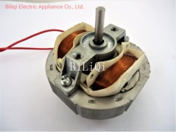 Micro moteur AC shaded poles Ventilateur de chauffage du moteur de ventilation du ventilateur de force