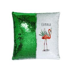 Grossista decorativas Fancy Custom Mermaid Lantejoulas capa do assento