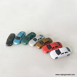 Ho Oo Tt N Z O Plástico Escala Modelo Miniatura Carro