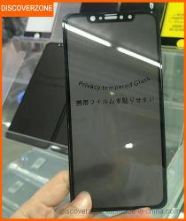 Nouvelles de la vie privée de 9h protecteur d'écran verre trempé de téléphone mobile pour Samsung A10/20 Anti-Peeping/30/40/50/60/70/80/90 protecteur de l'écran