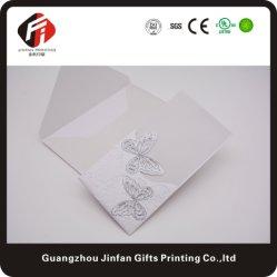 Carte personnalisée Invitation de mariage Carte de voeux de la carte