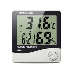 열 습도계, 실내 온도 (HTC-1/HTC-2)를 위한 룸 Thermohygrometer