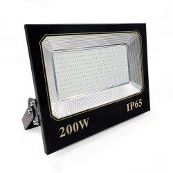 Luces LED de alta potencia de Proyectos de iluminación LED Impermeable IP65 50W/100W/150W/200W Reflector LED SMD para exterior de los edificios y Plaza