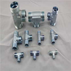 Le raccord hydraulique professionnel Fabricant Ms bride haute pression