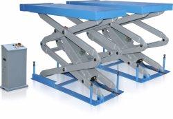 Accueil Utilisation Grage Inground voiture Équipement de levage de type ciseaux