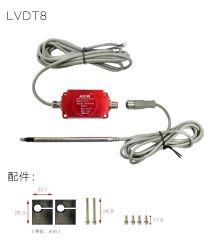 El sensor de posición lineal Lvdt miran desde la fábrica China