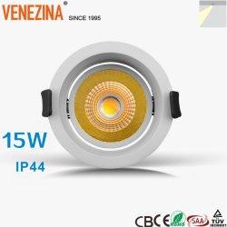 R6199 15W 1440lmアルミニウムDimmable商業LED Wallwasherのライト