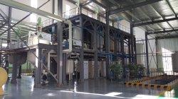 La Purificación de aceite usado se aplican con el rango de destilación y depresión (YH-22)