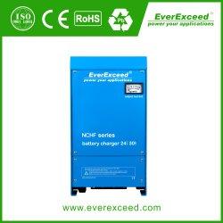 Alta Frequency-Nchf Everexceed simples ou de tiristor Trifásica/ Rectifier/Industrial, carregador da bateria UPS DC; 150W-5000W, 90- 400VDC