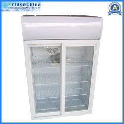 La porte en verre réfrigérateur Électroménager de cuisine