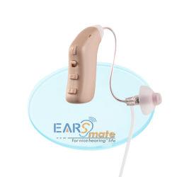 Prothèses auditives sans fil rechargeable chargeur USB et le récepteur dans le canal CIR par Earsmate